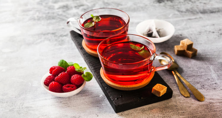 Red Raspberry Leaf Tea