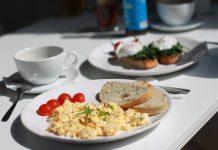 Scrambled Eggs for Vegan