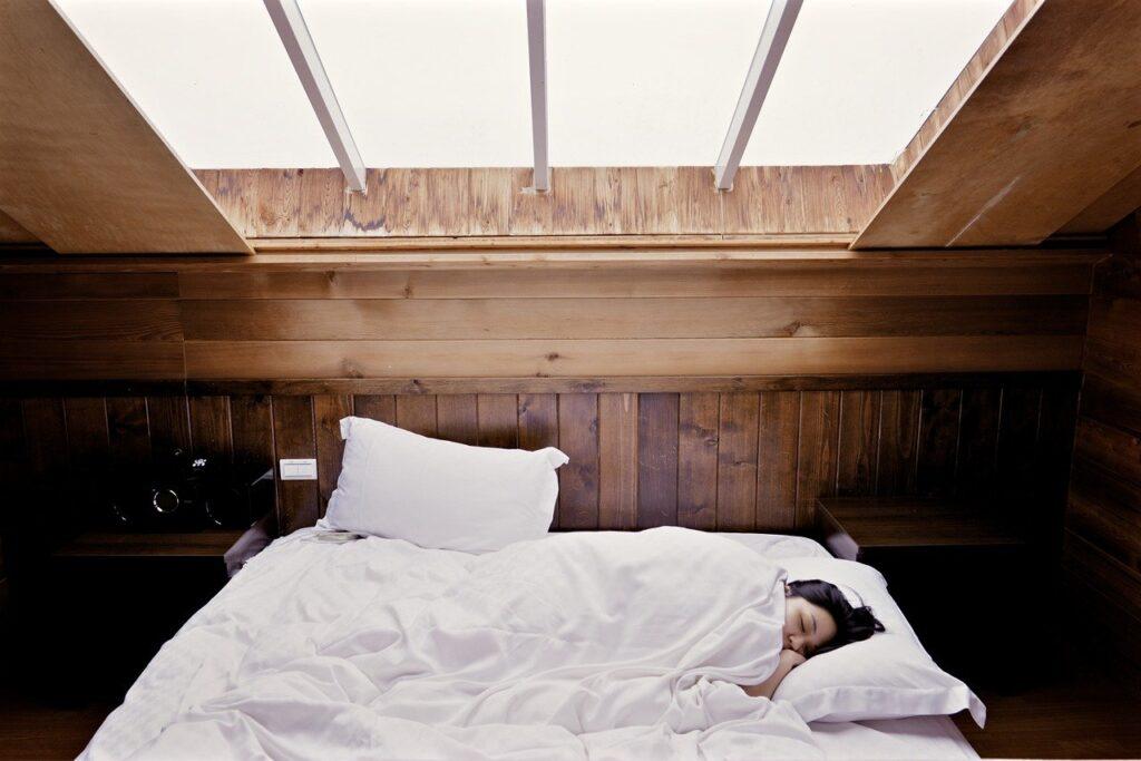 Meditate In a Deep Sleep